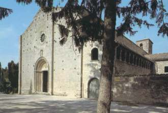 The church of San Esuperanzio